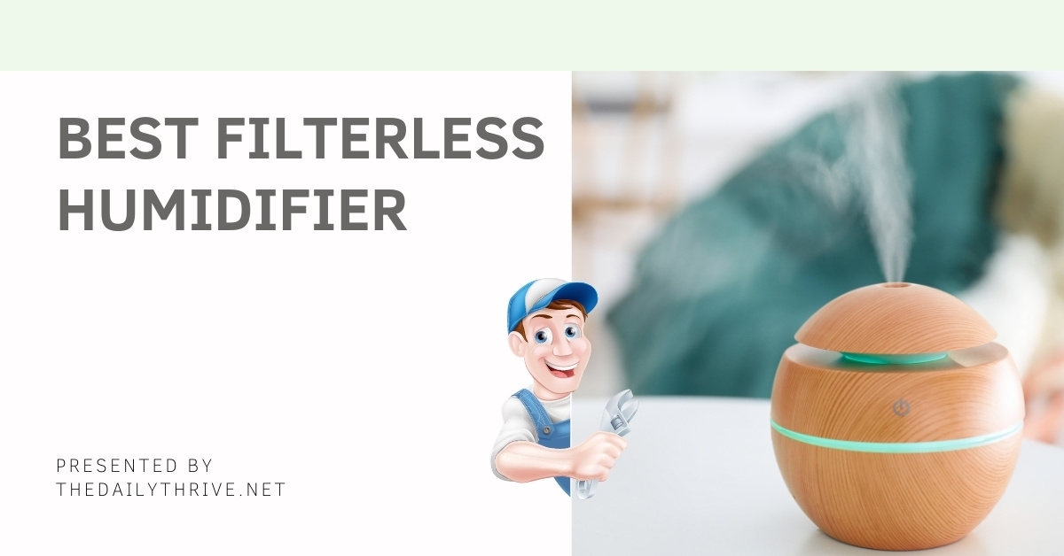 Best Filterless Humidifier For Your Home