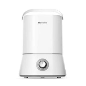 homech cool mist humidifier, quiet ultrasonic humidifier for bedroom home baby